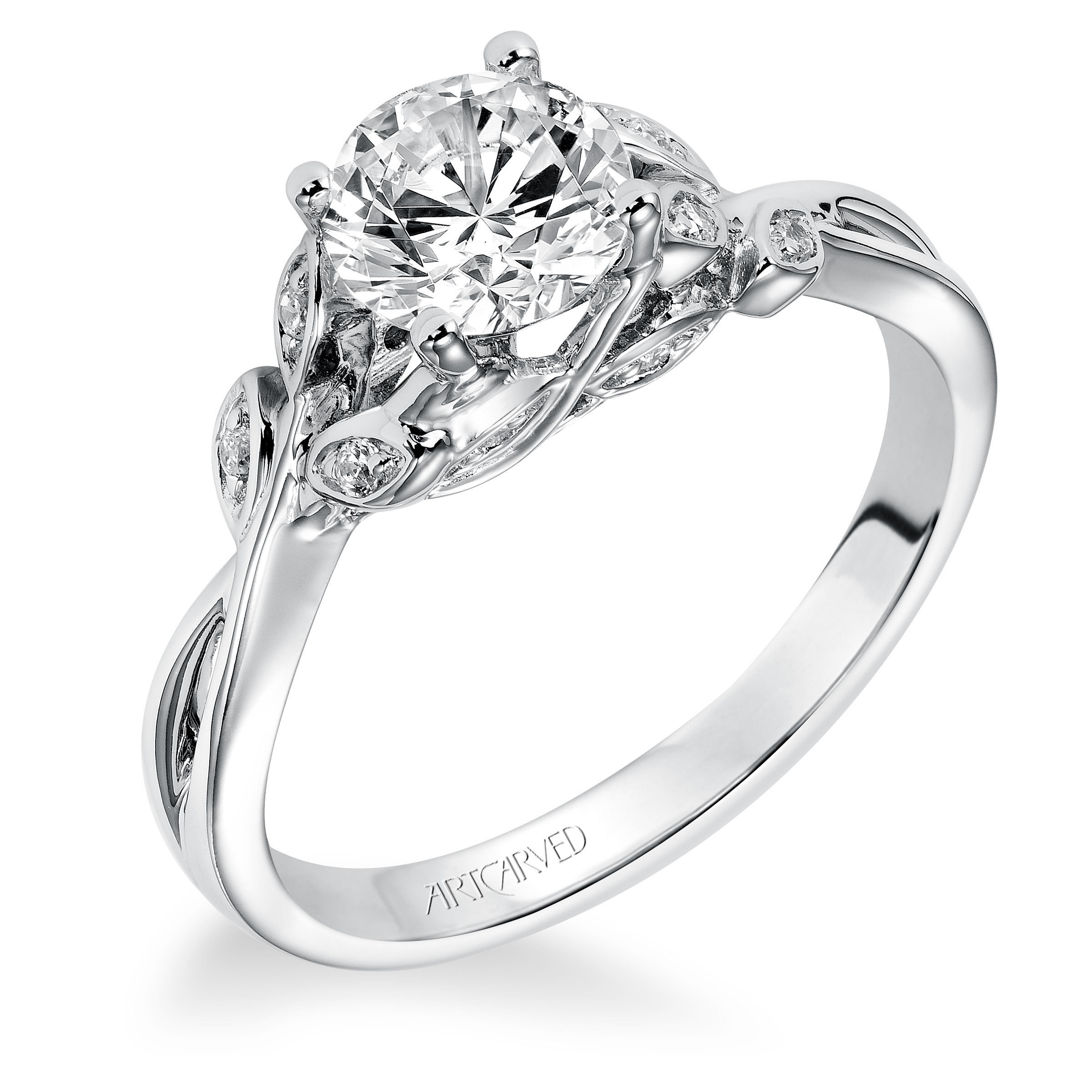 wholesale engagement gia rings princess diamond ring scott kay