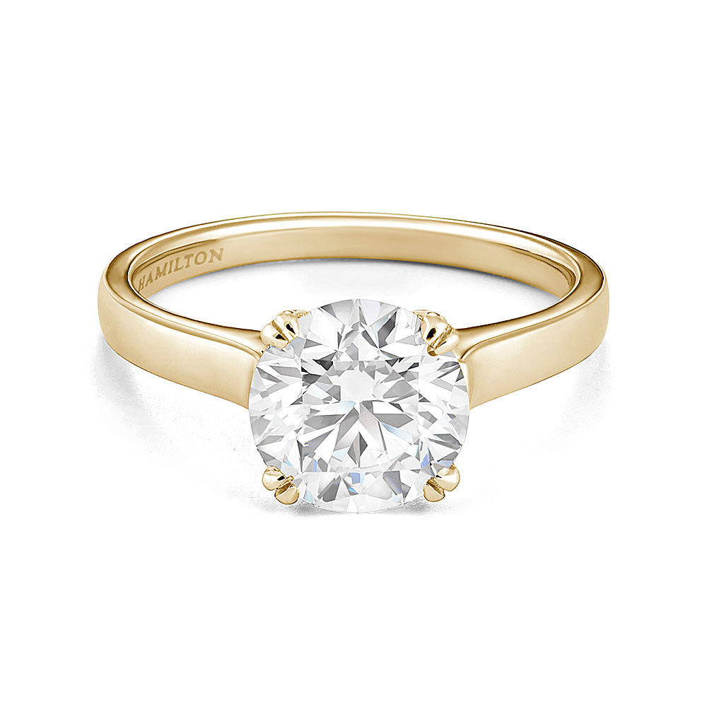 Hamilton Jewelers Ring Builder and Diamond Search